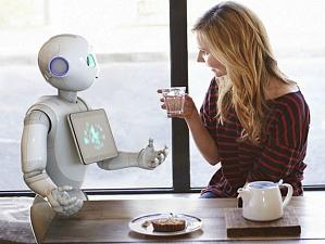 Через 20 лет Землю могут переполнять роботы