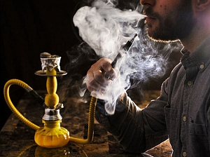 Курение кальяна опаснее, чем курение сигарет