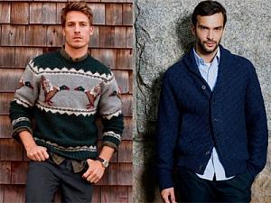 Модные Мужские Джемпера 2015