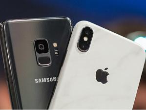 Смартфоны от Apple и Samsung небезопасны для здоровья