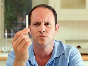 курение провоцирует облысение мужчин
