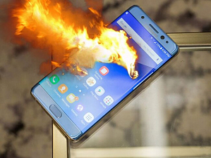 Эксперты рассказали, как предотвратить самовозгорание смартфона