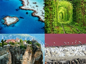 16 удивительных мест,  которые стоит увидеть  своими глазами