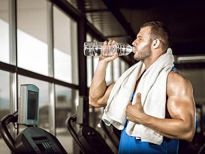 вода спорт влияет дефицит воды наше тело время