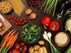 Составлен список самых низкокалорийных продуктов питания