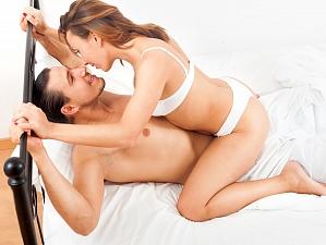 Наши с ним сексуальные фантазии
