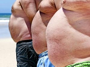 Ожирением можно заразиться