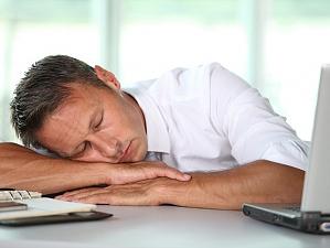 напряженная работа негативно отражается психике человека