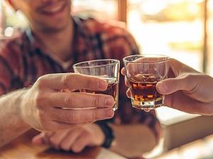 Неожиданные результаты исследования: отказ от алкоголя может привести к болезни