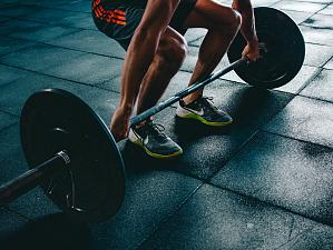 тренировка спины набор массы