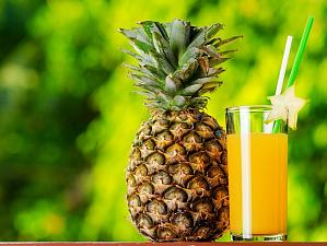 Ананасовый сок - средство для улучшения здоровья человека