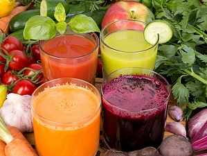 Исследователи: нельзя натощак пить фруктовый сок