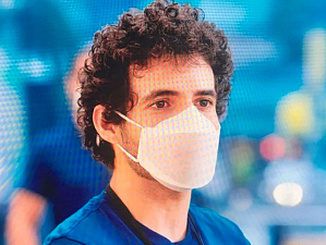 Компания Apple создала маску от коронавируса