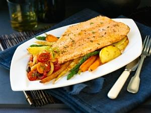 Систематическое  употребление рыбы  способствует долголетию