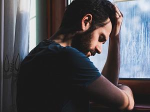 мужской депрессии причины признаки лечение