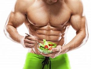 Диета для тех, который хочет накопить мышечную массу
