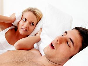 Ребенок во время сна храпит и кашляет