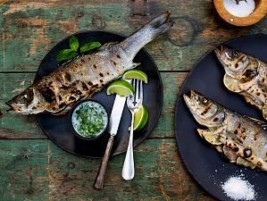 внеси разнообразие меню пикника приготовить вкусную рыбу гриле