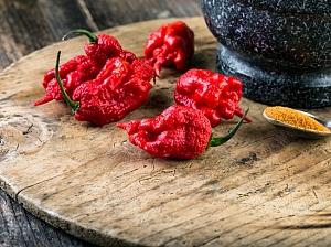 Что случится с организмом, если съесть самый острый перец в мире