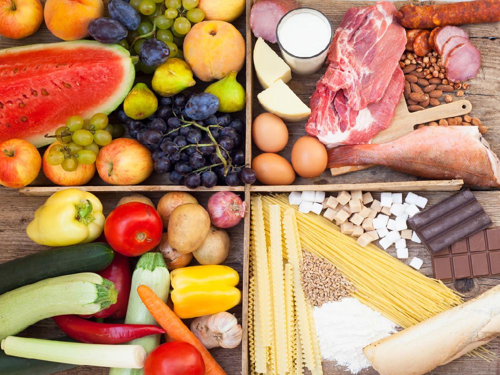 В каких продуктах содержатся углеводы?