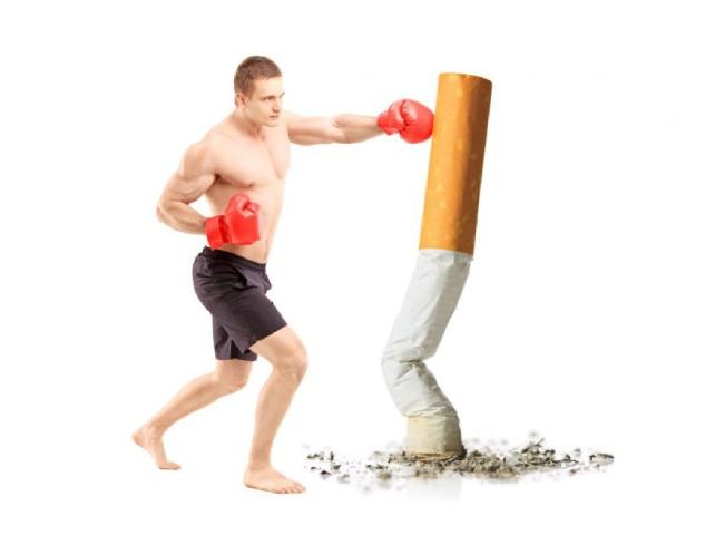 Спорт для курильщиков может оказаться опасным