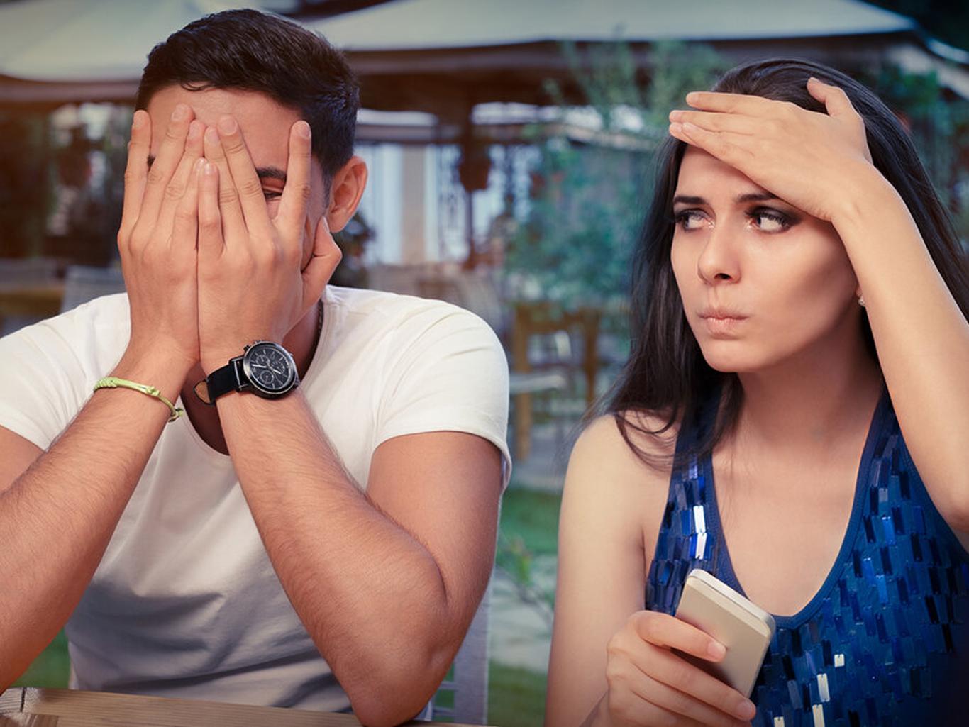 Как отпугнуть девушку или 10 вещей, которые испортят впечатление о тебе
