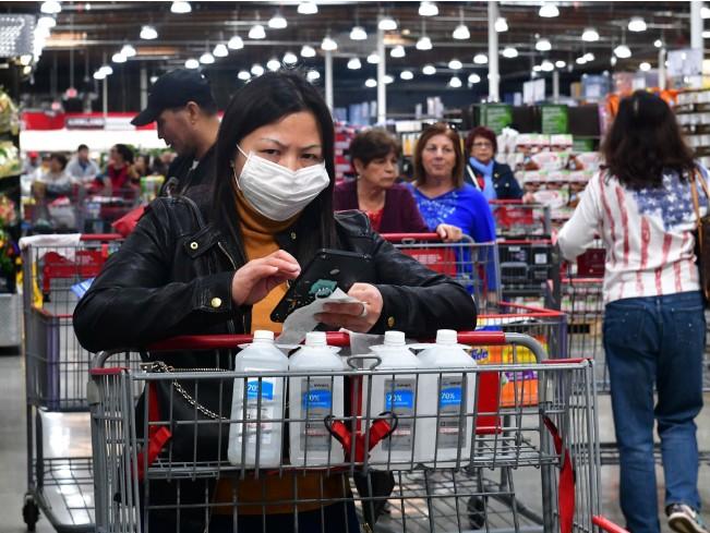 Как ходить в магазин во время эпидемии коронавируса