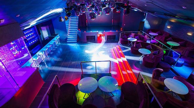 Клуб на автозаводской ночной облапал в ночном клубе