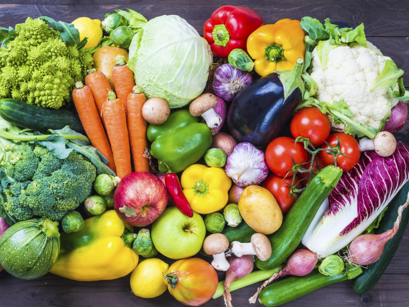 Овощи и фрукты в профилактике заболеваний - Правила питания - Питание -  MEN's LIFE