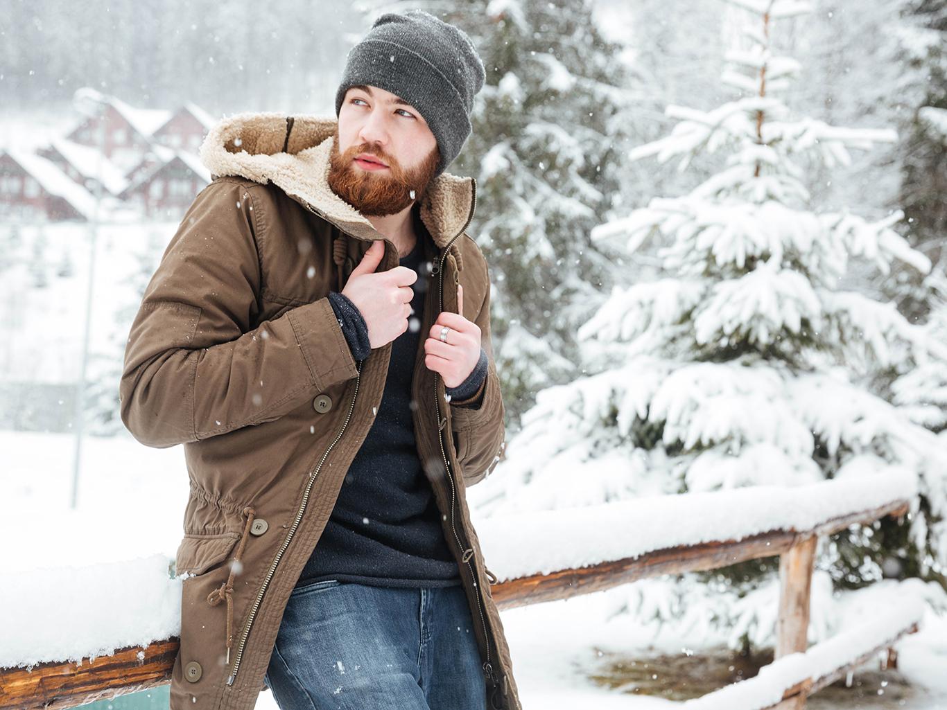 Выжить зимой, не потерять себя и свою бороду: реально ли?