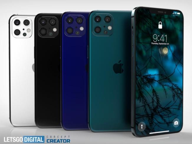 Блогеры раскрыли дизайн нового iPhone 12