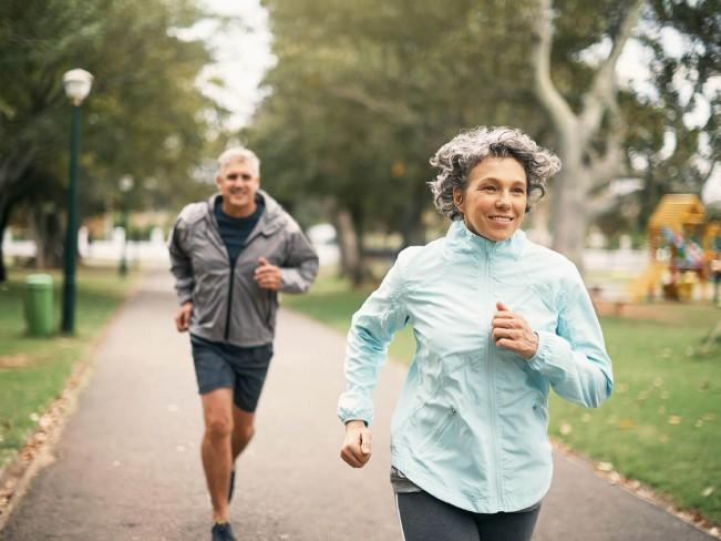 Физическая активность снижает риск развития слабоумия