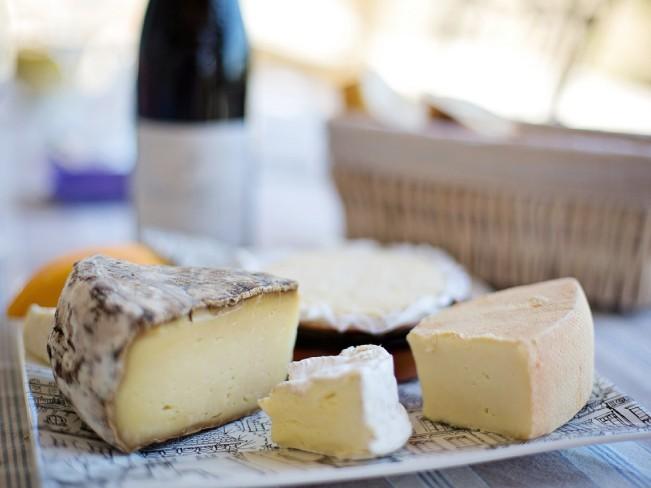 Самые полезные виды сыра