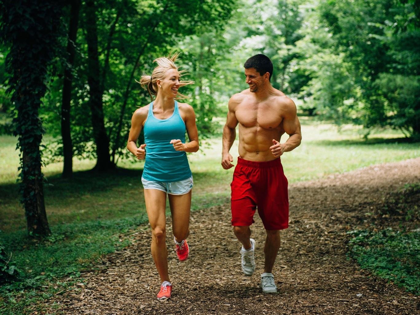 7 мест для занятий спортом на свежем воздухе