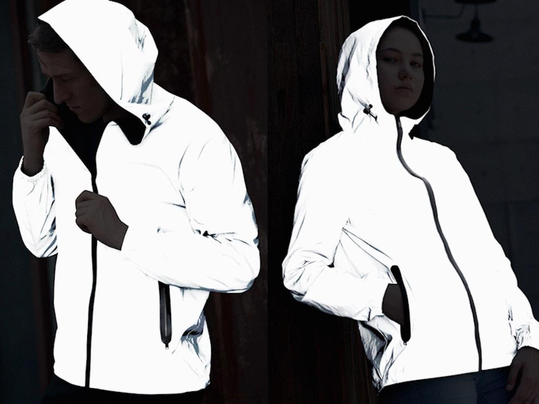 Светоотражающая одежда: тренд этого года