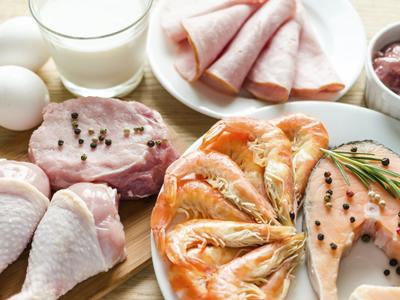 Белковая диета - одна из  самых эффективных  для похудения