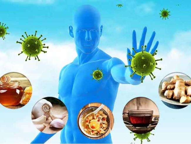 Как укрепить и повысить иммунитет на карантине