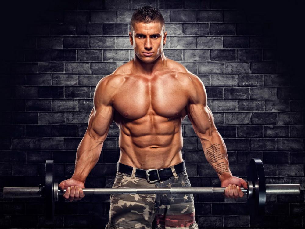 Как сохранить накаченные мышцы?