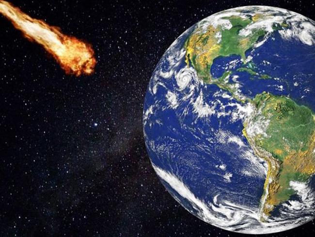 Астрономы сообщили о том, что к Земле приближается астероид