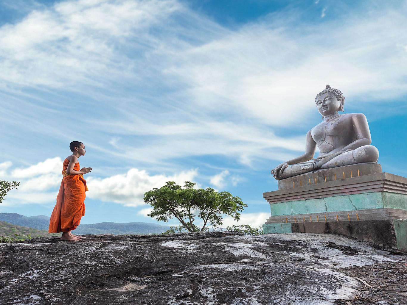 Главные уроки Будды: 10 принципов, которые изменят твою жизнь