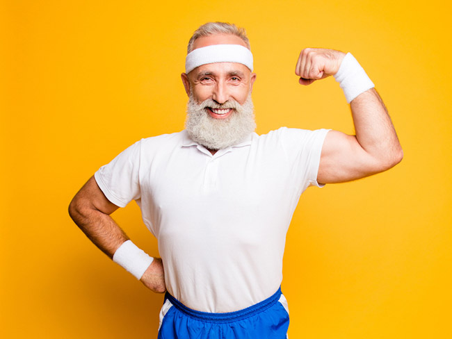Найден способ сохранить крепкую мускулатуру после 50 лет