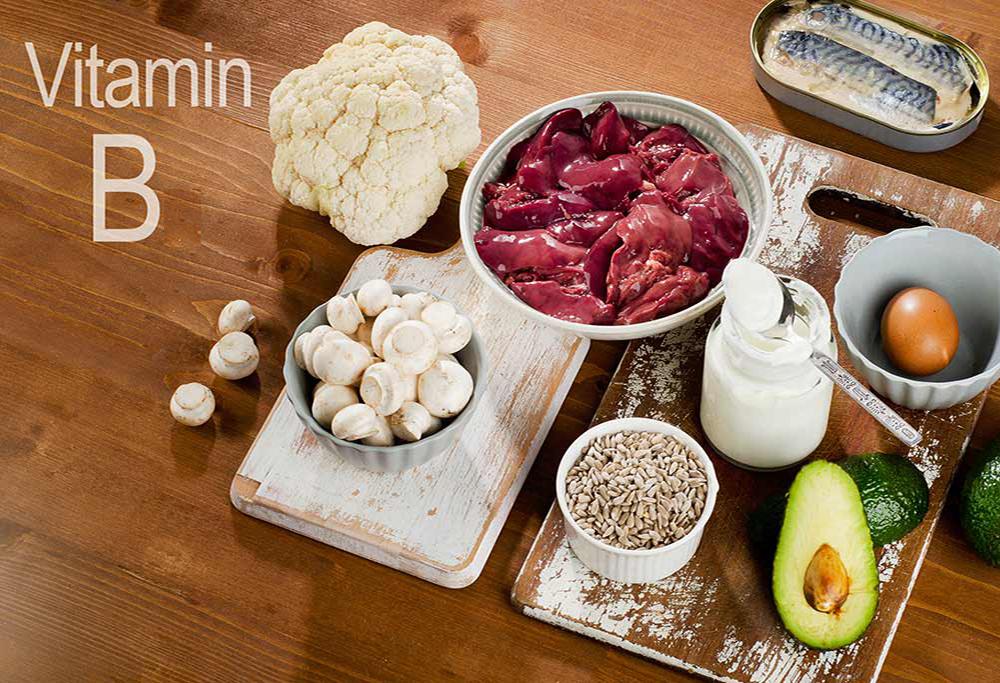 В каких продуктах содержатся витамины группы B?