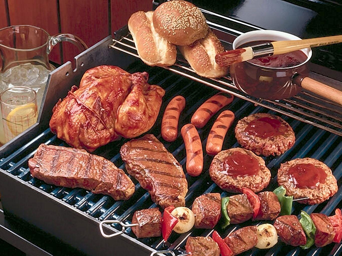Все тонкости приготовления еды на гриле - Мужчина на кухне - Питание - MEN's LIFE