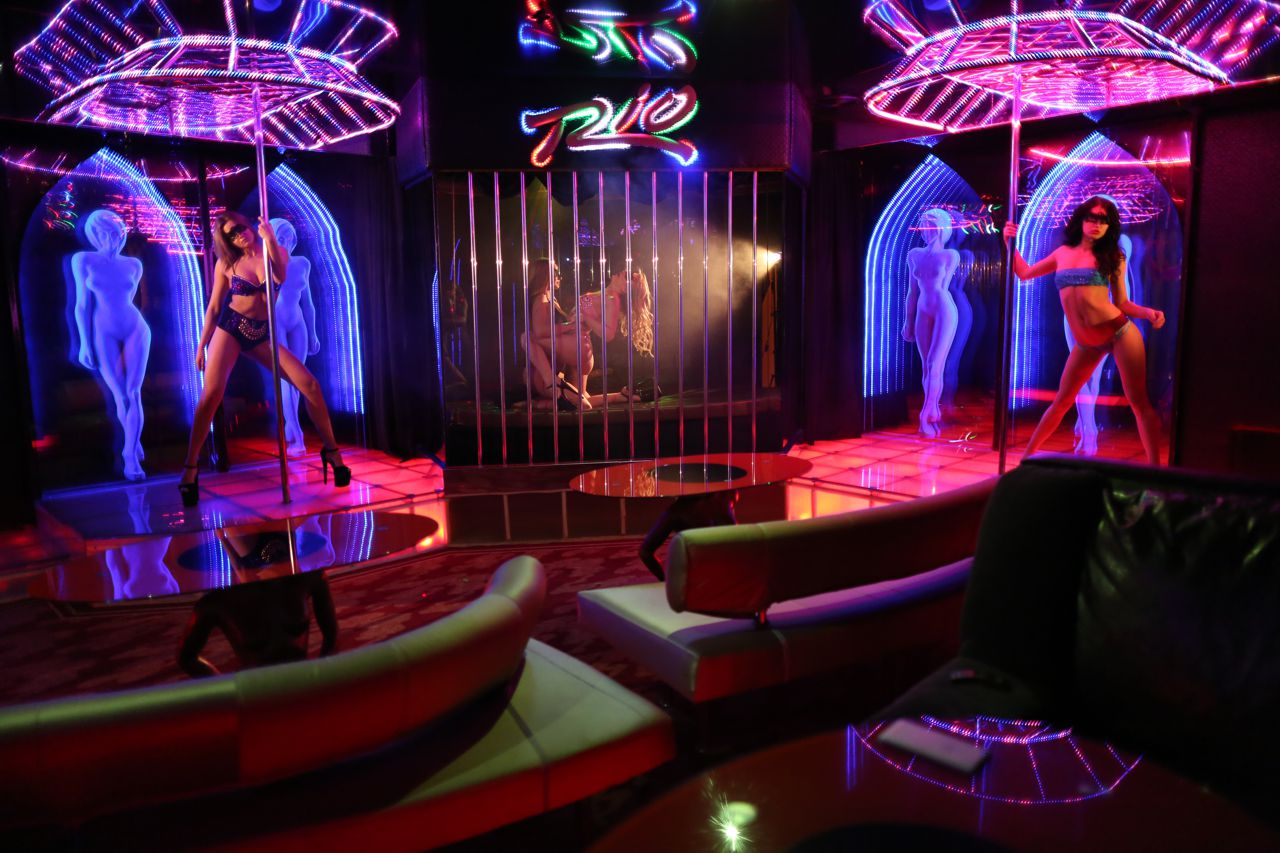 Monterey strip club