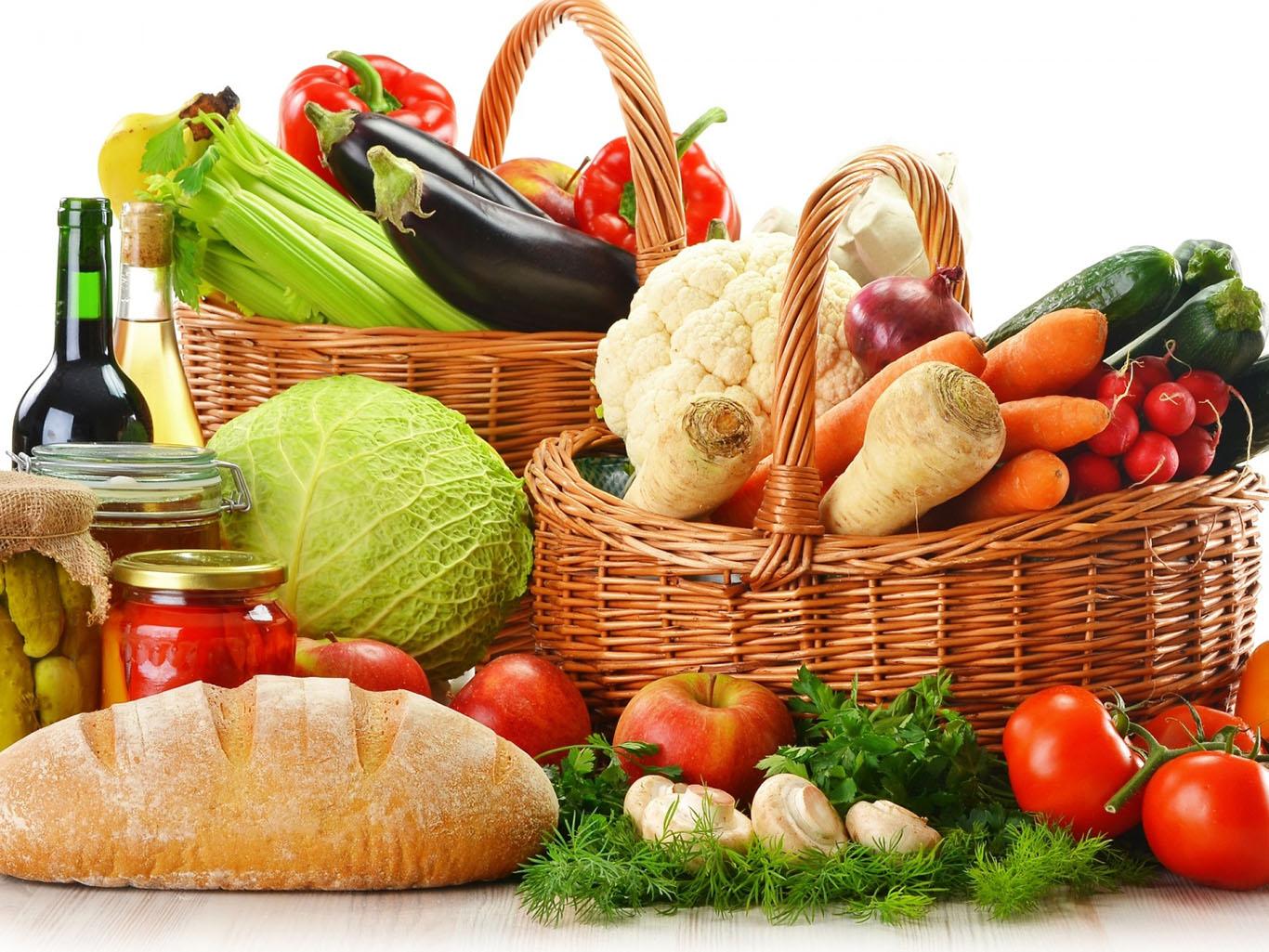 Список самых вредных и самых полезных продуктов питания
