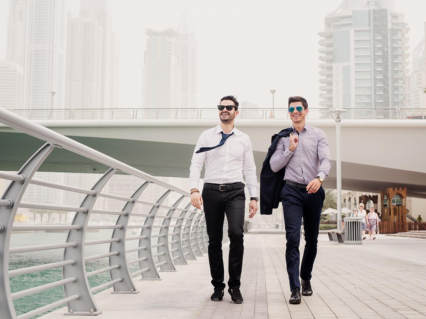 Мужская одежда: главные тренды весны
