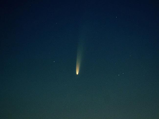 Ученые: к Земле приближается большая комета