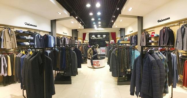 Гид по мужским магазинам ТРЦ Ривьера