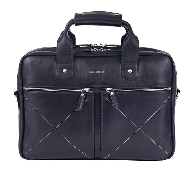 Лучше кожаной сумки может быть только удобная кожаная сумка!