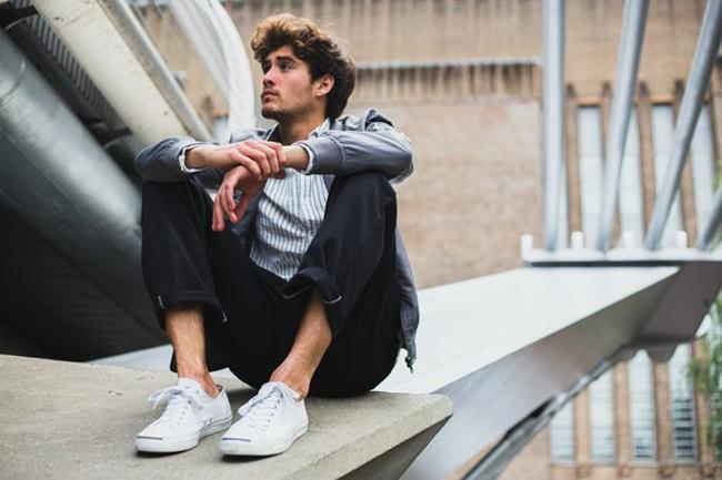 Как выбрать цвет мужской обуви?